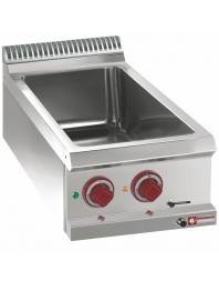 Bain-marie électrique GN 1/1 h150 mm -400X700X320mm-230V