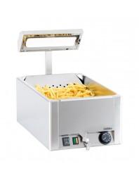 Chauffe-frites professionnel GN 1/1Céramique