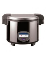 Cuiseur à riz - 10 litres - cuve amovible et anti-adhésive