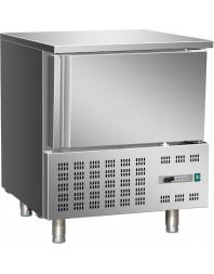 Cellule de refroidissement pour 3 x GN 1/1 ou 600 x 400 - 139 litres