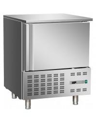 Cellule de refroidissement pour 5 x GN 1/1 ou 600 x 400 - 139 litres