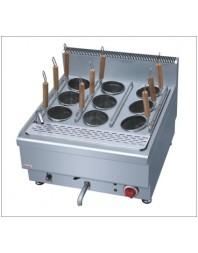 Cuiseur professionnel à pâtes électrique à poser 24 L - modèle JUS-DM-3 - Gamme Cuisson Top 650