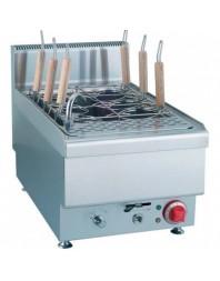 Cuiseur professionnel AFI à pâtes électrique à poser 15 L modèle JUS-DM-2 Gamme Cuisson Top 650