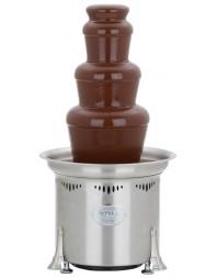 Fontaine à chocolat inox professionnelle - Sephra CF23R Cortez - 50/75 personnes