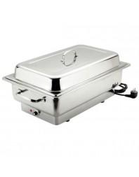 Chafing dish électrique GN 1/1 - profondeur 100 mm