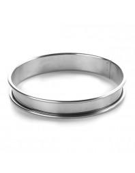 Cercles à tarte - Hauteur 20 mm