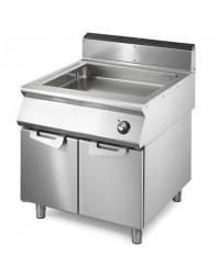 Sauteuse professionnelle électrique multifonction - capacité 26 litres sur coffre - Série 700