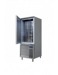 Cellule de refroidissement - 15 x GN 1/1 ou 600 x 400 - T° -18°C - 30 kg