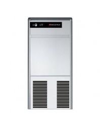 Machine à glaçons - système à palettes - Refroidissement à eau - 5 kg réserve pour 21 kg/24H