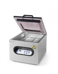 Emballeuse sous-vide avec chambre - Kitchen Line - Bande de soudure 295 mm