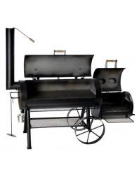 Barbecue à bois modèle Longhorn