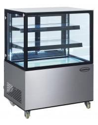 Vitrine réfrigérée de boulangerie -pâtisserie - 915 mm