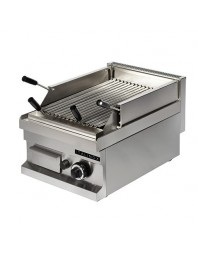 Grill Charcoal simple gaz - pierres de lave