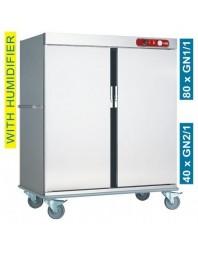 Chariot de maintien à température - 40 x GN 2/1 ou 80 x GN 1/1
