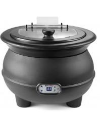 Marmite à soupe - 8 litres - Thermostat digital ajustable de 65 à 95°C
