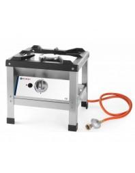 Réchaud à gaz inox - Gamme Kitchen Line