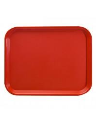 Plateaux polypropylène de restauration - Plusieurs coloris - 460 x 360 mm