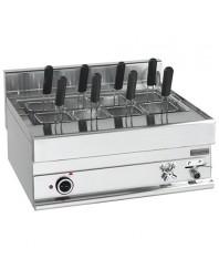 Cuiseur à pâtes professionnel électrique 8 paniers à poser Série 650