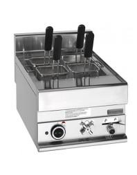 Cuiseur à pâtes professionnel électrique 4 paniers à poser Série 650