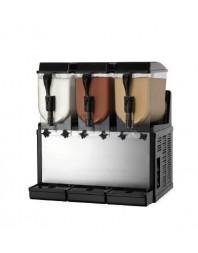 Distributeur de granité - Gamme SOFT - 3 réservoirs 3 x 10 litres