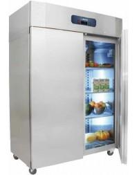 Armoire réfrigérée positive double - GN 2/1 - démontable - 1400 litres - IBERNA