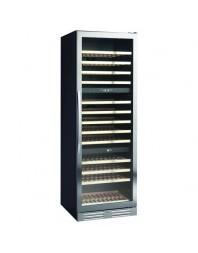 Cave à vins - 3 x 44 bouteilles soit 250 L - 3 températures +5°C/ +10°C, +5°C/+12°C et +12°C/+18°C