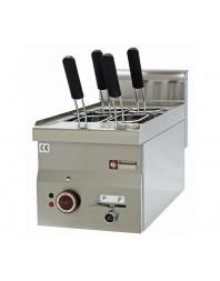 Cuiseur de pâtes inox électrique - 14 litres