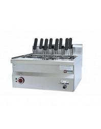 Cuiseur de pâtes inox électrique - 30 litres