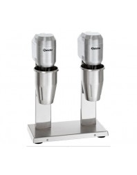 Mixeur de bar - 2 gobelets inox 2 x 700 ml