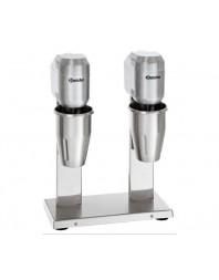 Mixeur de bar - 2 gobelets inox 2 x 700 ml
