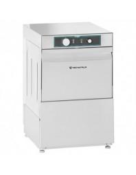 Lave-verres simple paroi 40 x 40 - Commandes mécaniques - Technitalia -