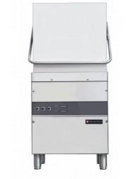 Lave-vaisselle à capot simple paroi 50 x 50 cm - Usage extrême - Commandes mécaniques Technitalia Essential