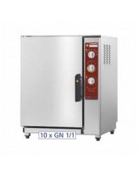 Four de remise en température 10 niveaux GN 1/1 + humidificateur