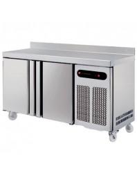 Tour pâtissier adossé - 2 portes - Froid négatif ventilé - 375 L - Technitalia