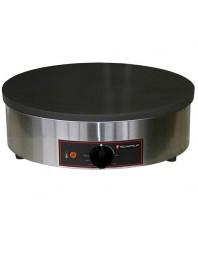 Crêpière gaz compacte -ø x H en mm 400 x 120 - Technitalia