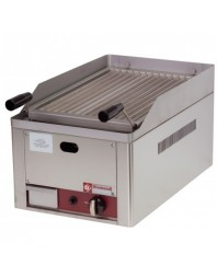 Grill pierre de lave gaz simple - Gamme TOP