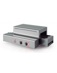 Toaster à convoyeur - Traversant - 650 toasts / h - Hauteur de passage : 220 mm