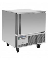 Cellule de refroidissement et congélation - 3 x GN 1/1 65 mm - 8 kg/ 12 kg - Polar