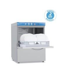 Lave-vaisselle avec affichage digital - Elettrobar - Sans Adoucisseur - Commandes mécaniques - Triphasé - Série PLUVIA