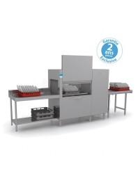 Lave-vaisselle tunnel -Elettrobar - Panier 500 x 500 mm - 4 programmes - NIAG4131