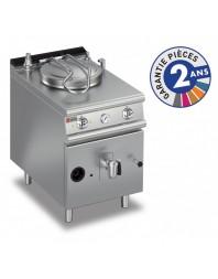 Marmite professionnelle gaz - 50 litres - Chauffe directe - Gamme 700 - Baron