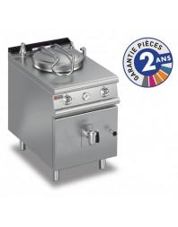 Marmite professionnelle électrique - 50 litres - Chauffe indirecte - Gamme 700 - Baron