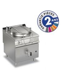 Marmite professionnelle électrique - 100 litres - Chauffe directe - Gamme 900 - Baron