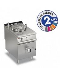 Marmite professionnelle électrique - 50 litres - Chauffe indirecte - Gamme 900 - Baron