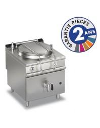 Marmite professionnelle électrique - 145 litres - Chauffe indirecte - Gamme 900 - Baron