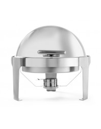 Chafing dish Rolltop - Rond