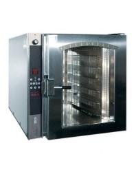 Four ventilé électrique 6 étages - Filet 400 x 600 - Avec buée pour pains
