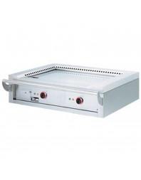 Teppanyaki électrique à poser - 3 zones - 3 x 4.7 kW