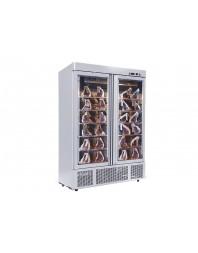 Armoire de maturation 1300 litres - froid ventilé - 2 portes vitrées