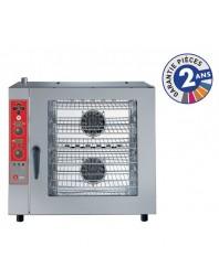Four à air pulsé électrique - Pâtissier 6 niveaux 600 x 400 - Baron
